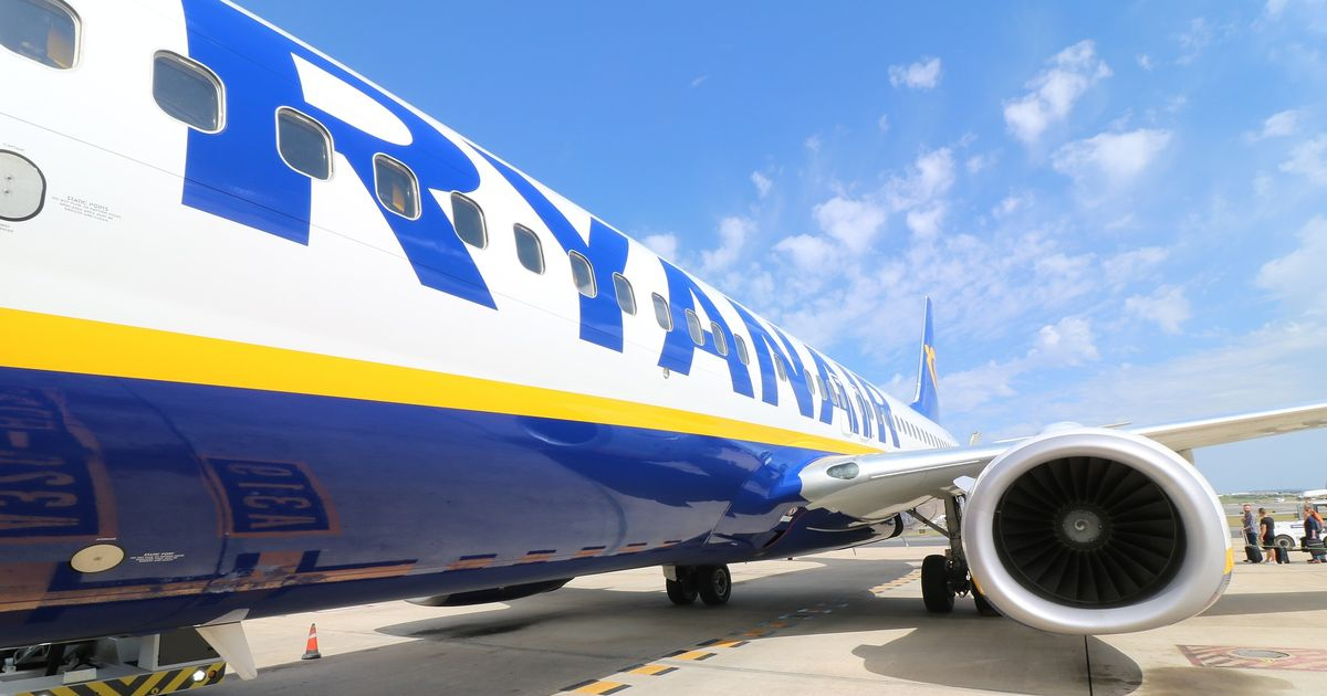 Passengers may be asked to wear face masks until 2022, says Ryanair