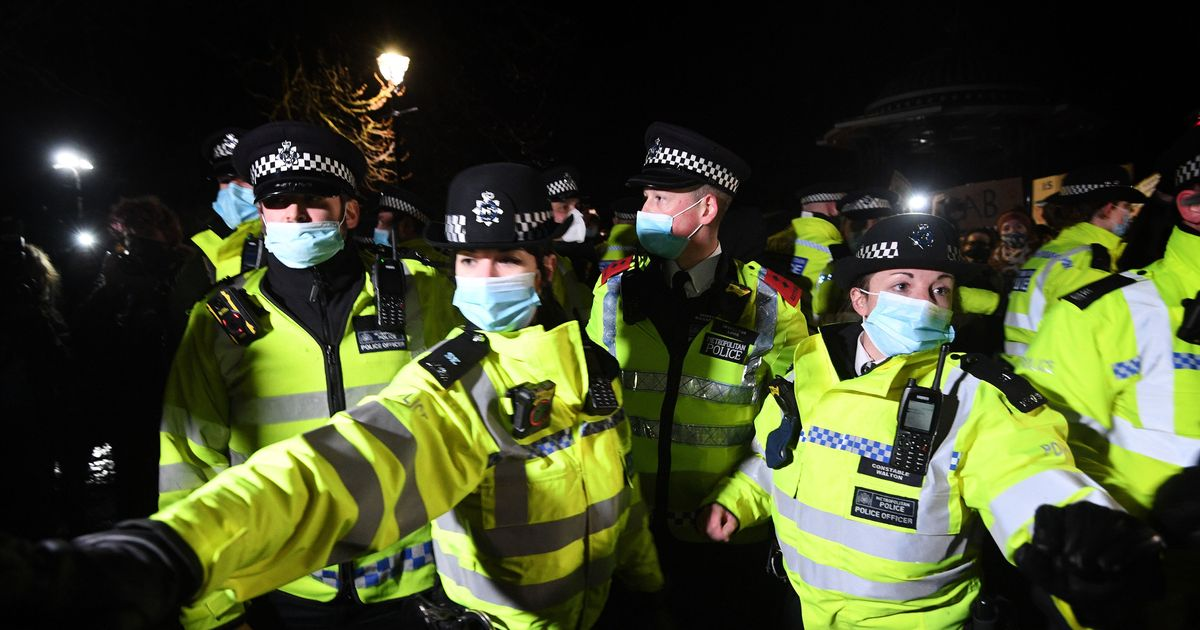 Patel leads call for independent investigation into Met's actions at vigil