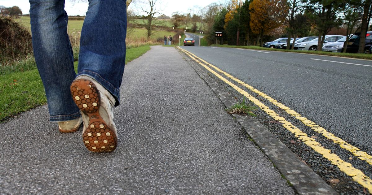 People who walk slowly may be four times as likely to die from Covid