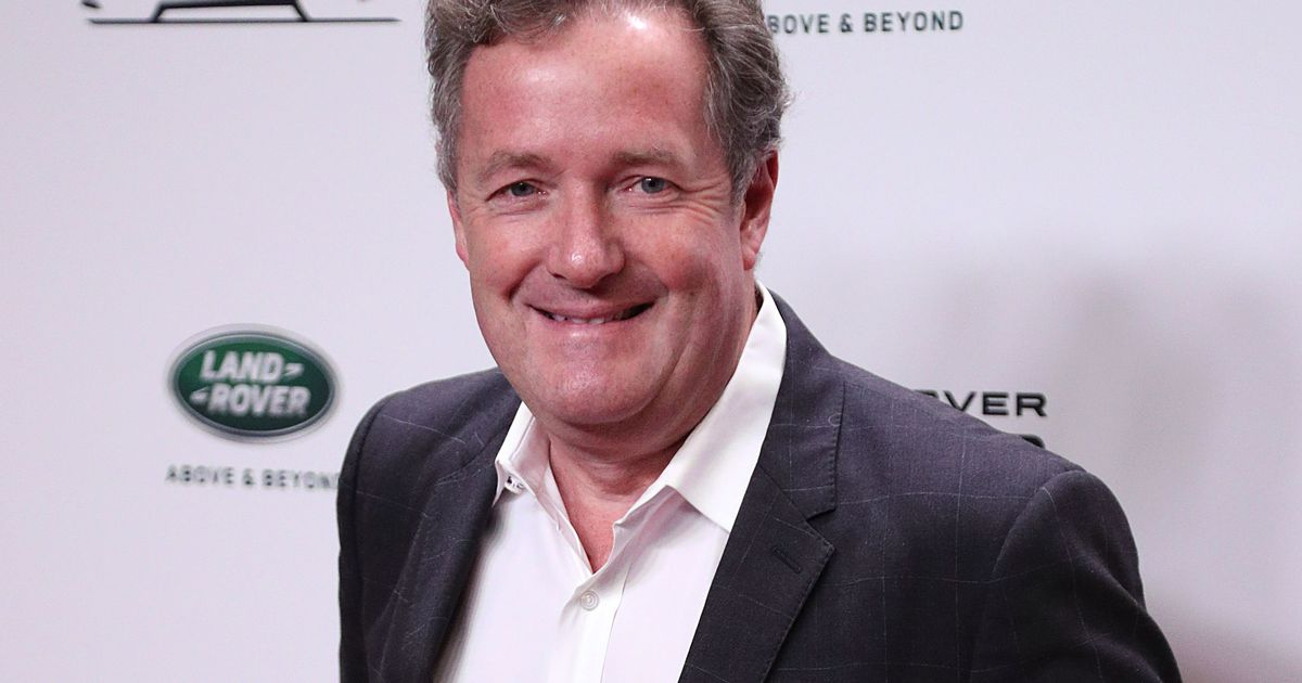 Piers Morgan breaks silence over Good Morning Britain exit