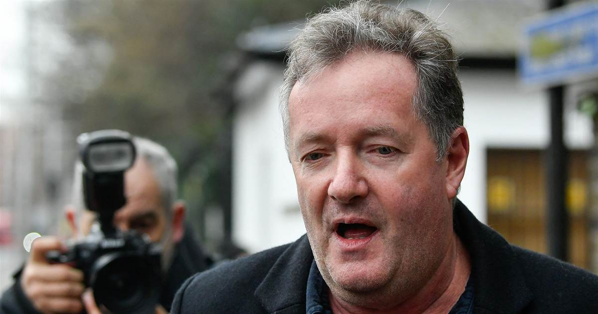 Piers Morgan defiant over Meghan comments after leaving breakfast TV show