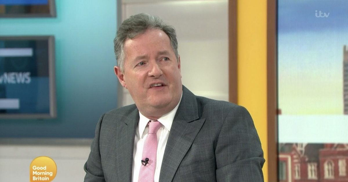 Piers Morgan insists he's not racist for not believing Meghan