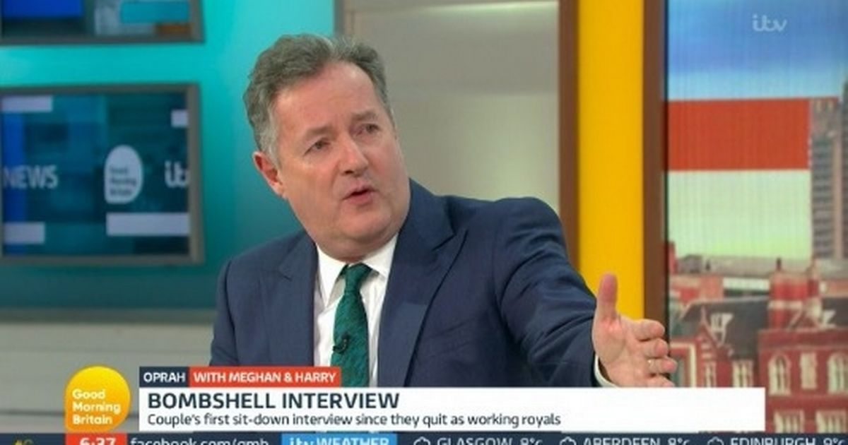 Piers's Meghan comments most complained about ever