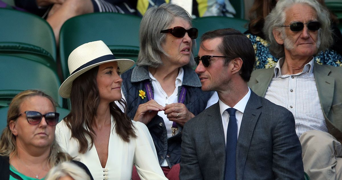 Pippa Middleton gives Queen's name to her second child