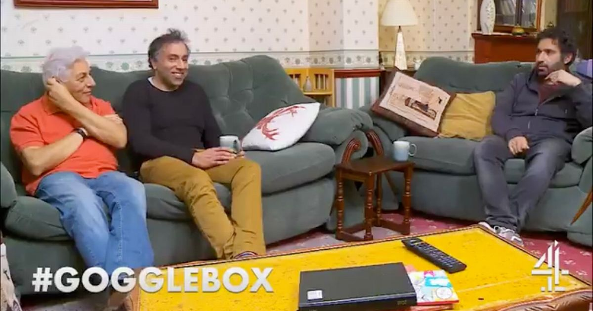 Prince Harry mocked by Gogglebox stars over 'waffle maker' comment