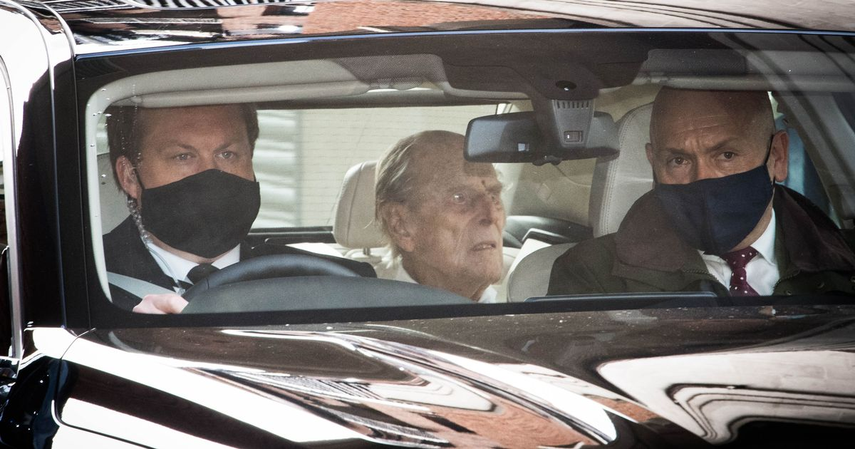 Prince Philip thanks medical staff after 28 days in hospital