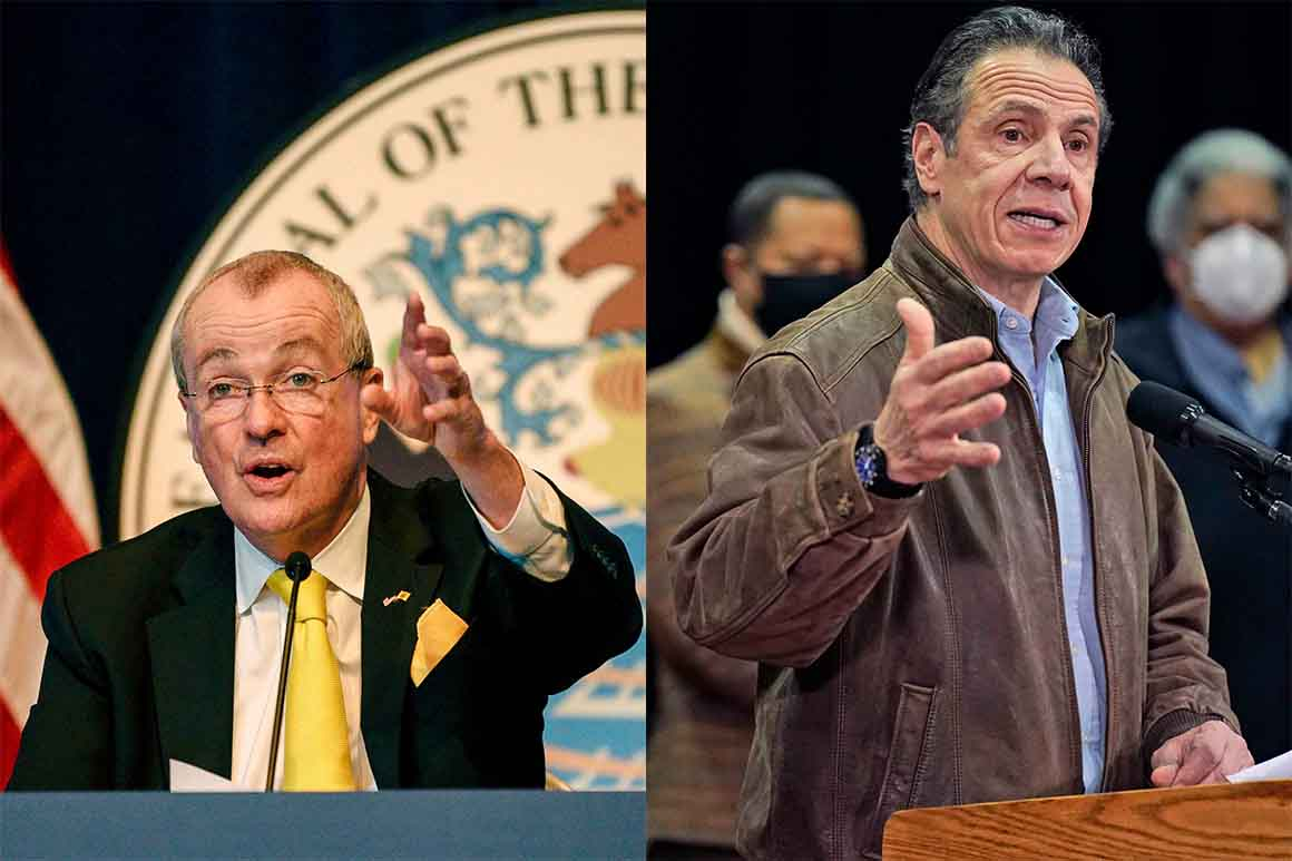 RGA looking to tie Cuomo, Murphy together on nursing homes, other scandals