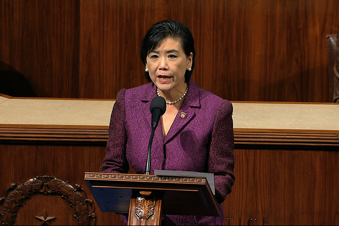 Rep. Judy Chu 'concerned' Atlanta spa suspect may not be charged with hate crime
