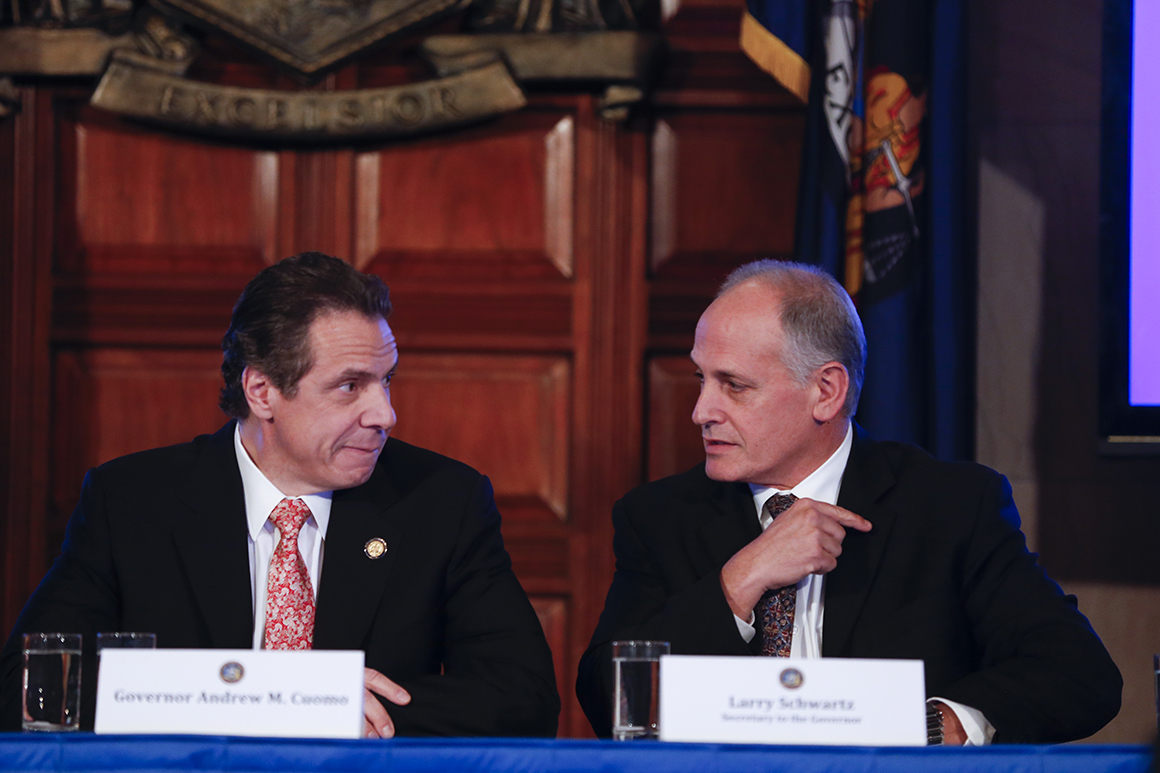 Reports: Cuomo 'vaccine czar' called local officials to gauge loyalty