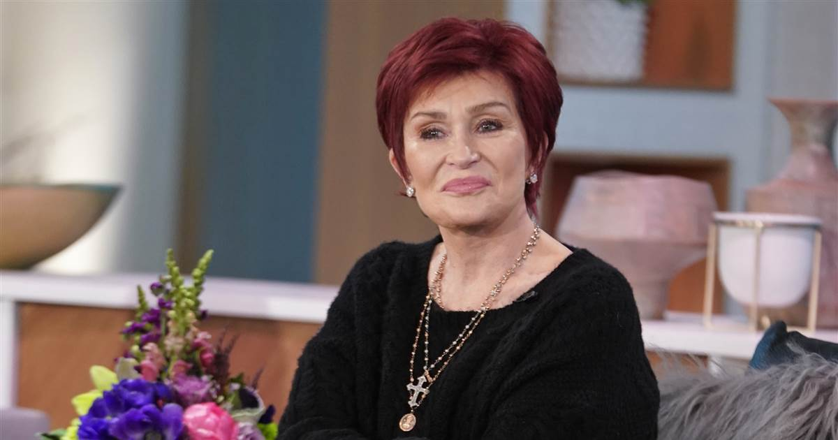 Sharon Osbourne says 'CBS blindsided me' with heated Piers Morgan discussion on 'The Talk'