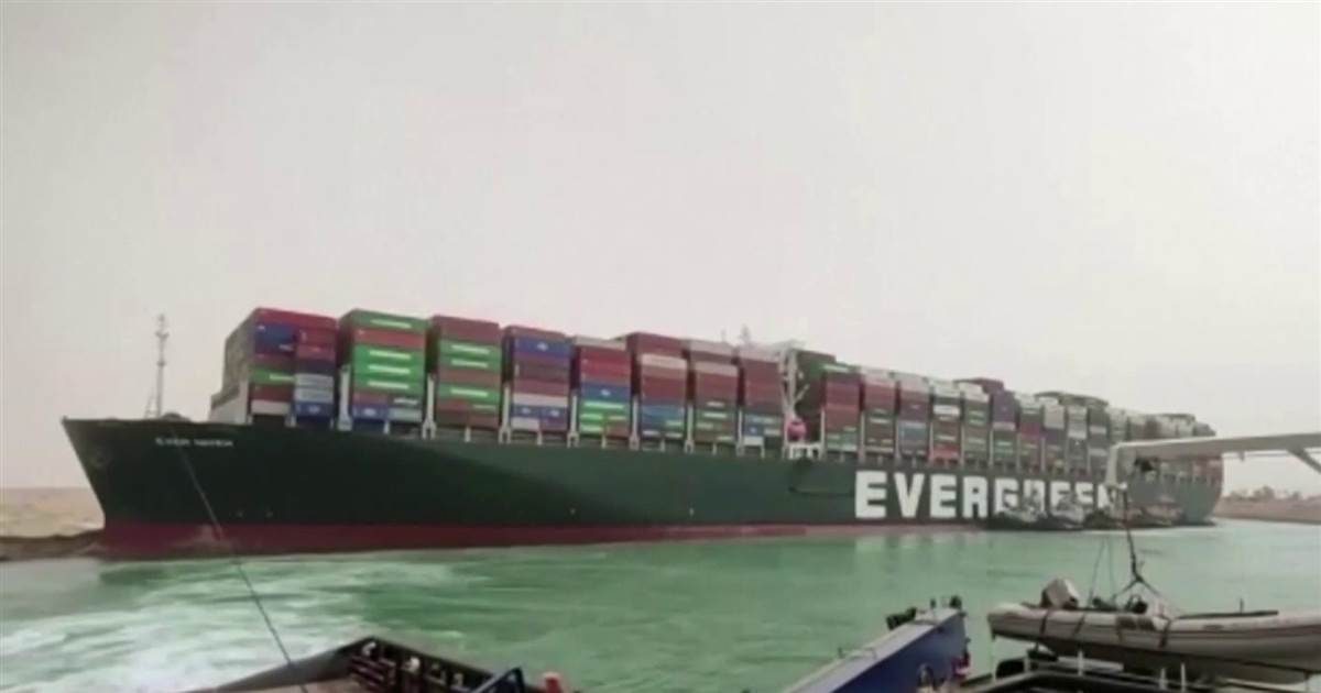 Suez Canal blockage could impact prices, shipping on range of products