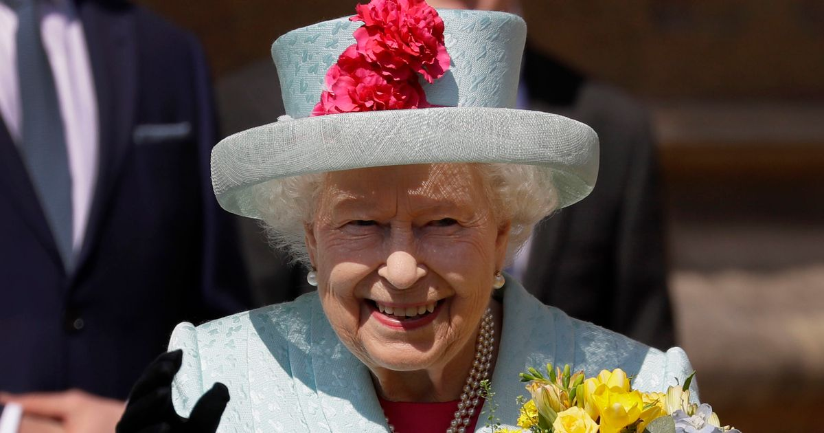 The Queen issues message on anniversary of first lockdown