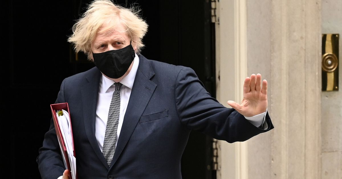 The intimate messages between Boris Johnson and Jennifer Acruriintimate