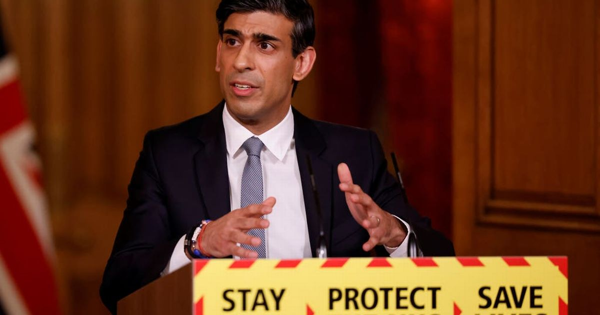 Too early to say whether we can have vaccine passports, says Sunak