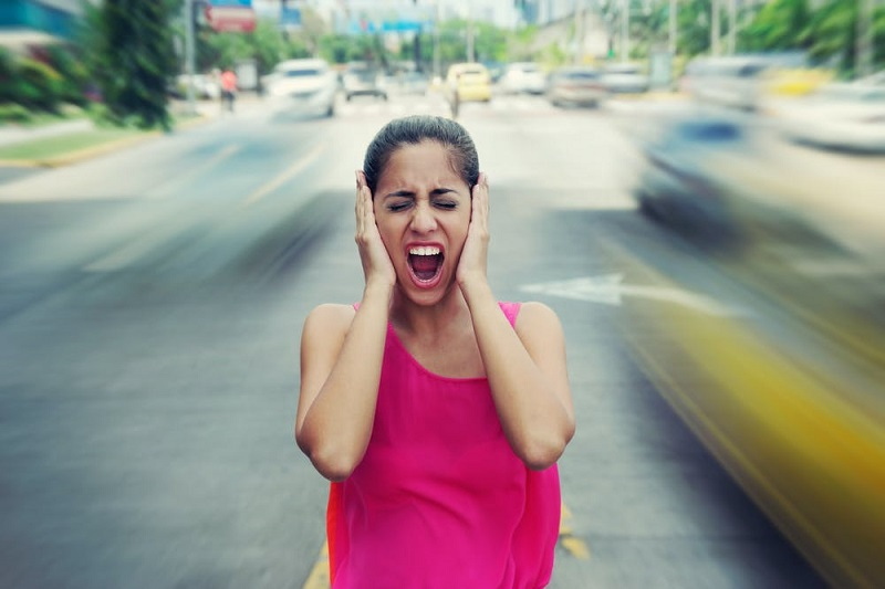 Traffic noise is also dangerous for the heart,
