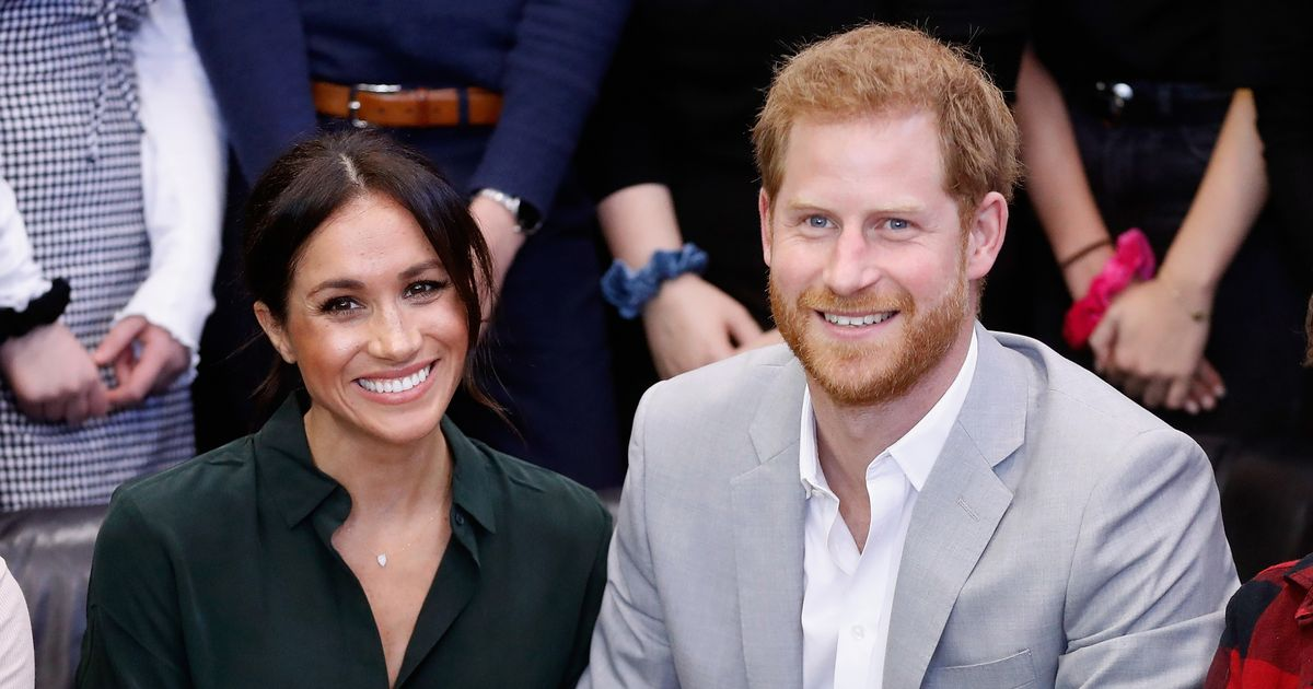 Vicar has 'proof' no secret wedding was held for Meghan and Prince Harry