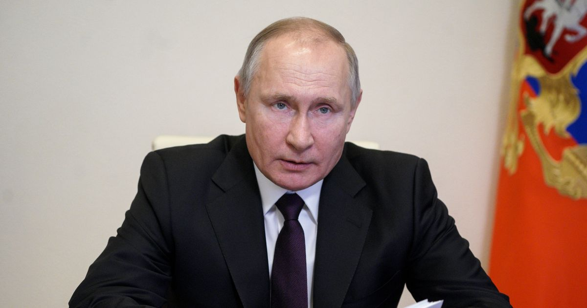 Vladimir Putin issues new 'kill list' - and six of the targets live in Britain