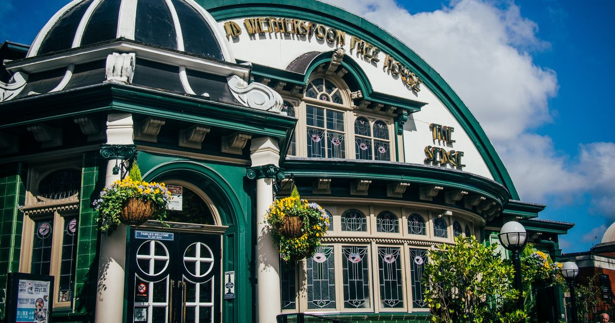Wetherspoon shares reduced menu ahead of reopening on April 12