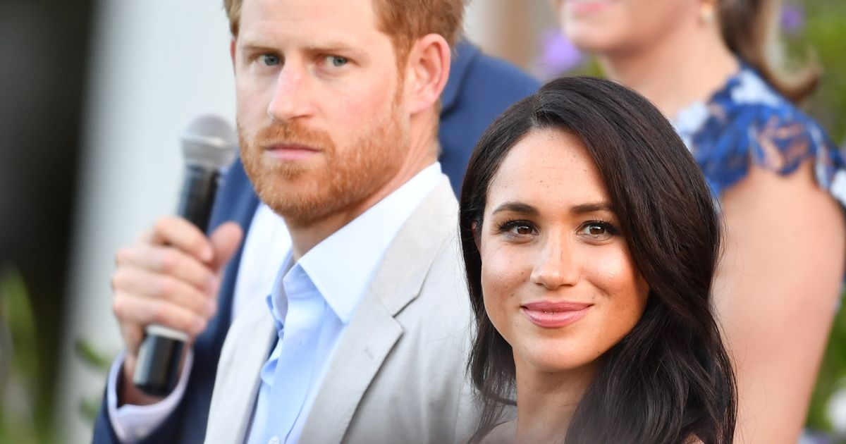 What Royal staff were calling Prince Harry due to Meghan Markle