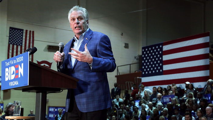 What The Virginia Governor's Race Says About Where The Two Parties Are Headed