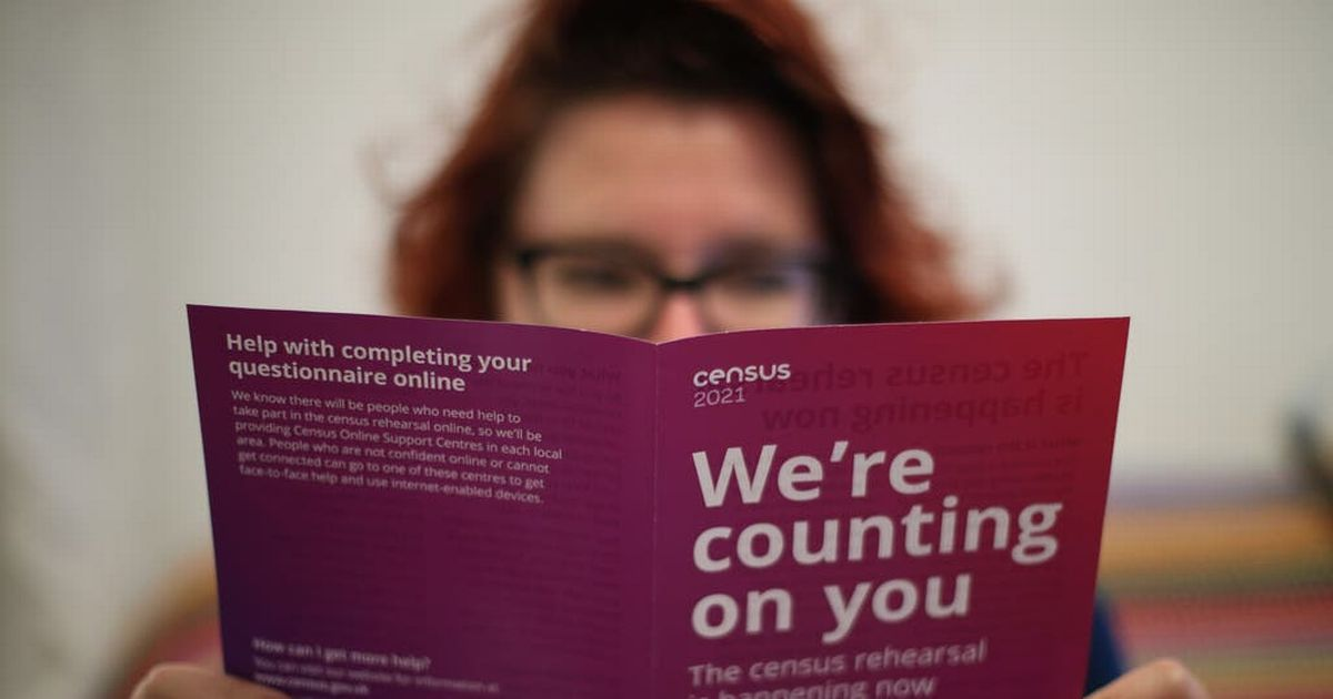 What will happen if you don't fill in your census this weekend