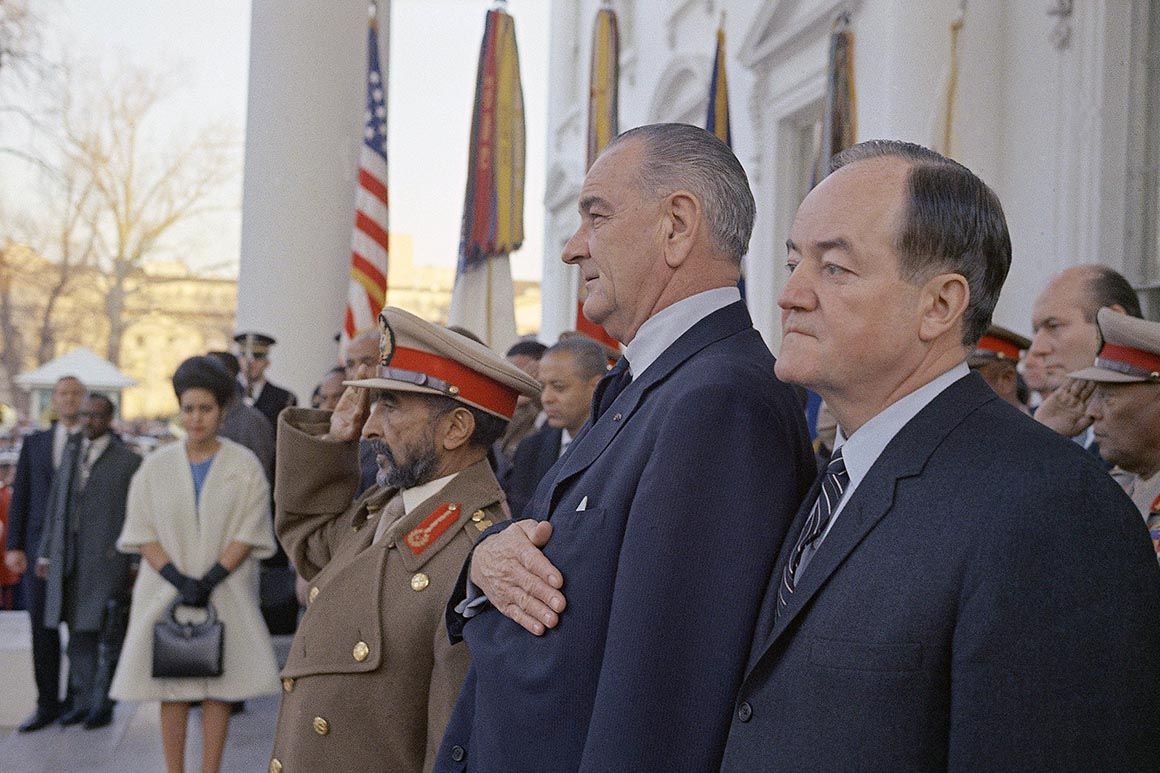 When LBJ and Hubert Humphrey Teamed Up to Break a Talking Filibuster