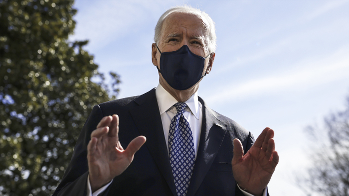 Why Democrats In Congress Need Biden's Approval Rating To Stay In The Mid-50s