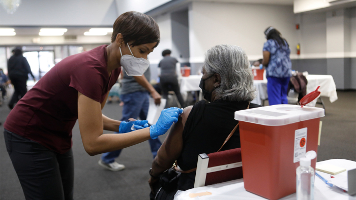 Why Fewer Black Americans Are Getting The COVID-19 Vaccine (*No, It's Not Hesitancy)