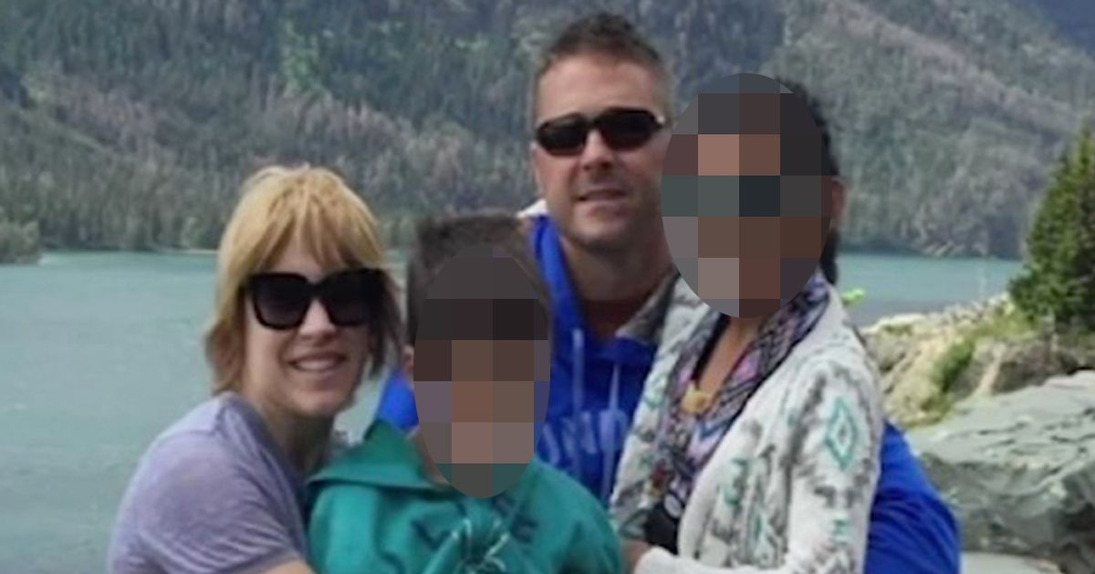 Widow warns husband killed himself after Covid 'changed his personality'