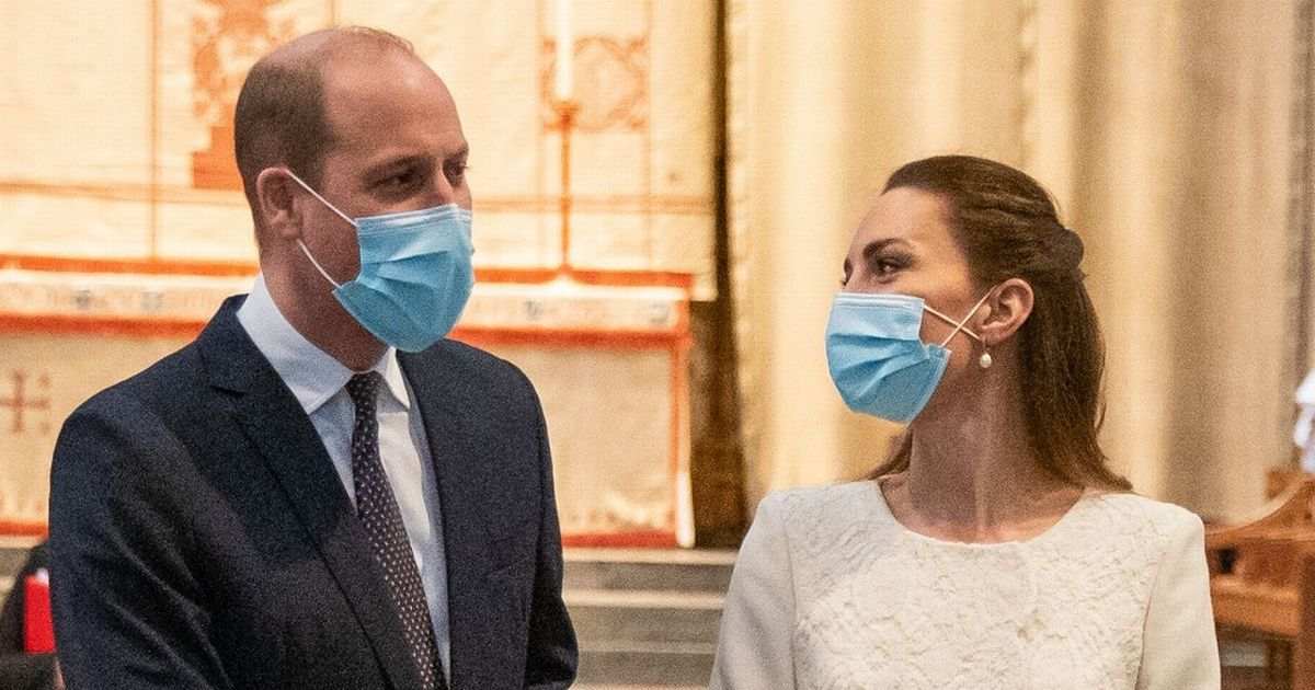 William and Kate reflect on first lockdown anniversary