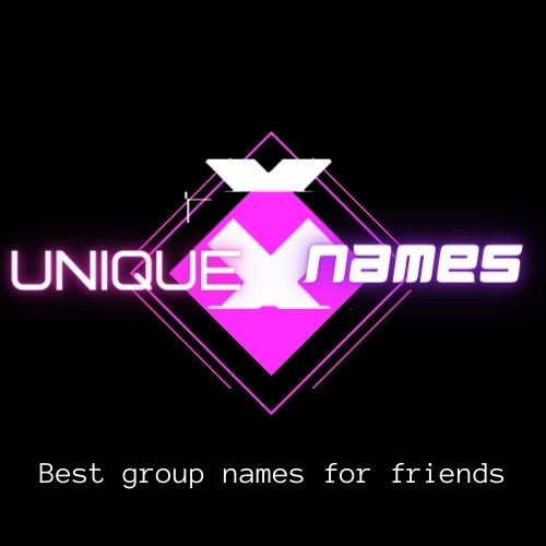 best group names for friends