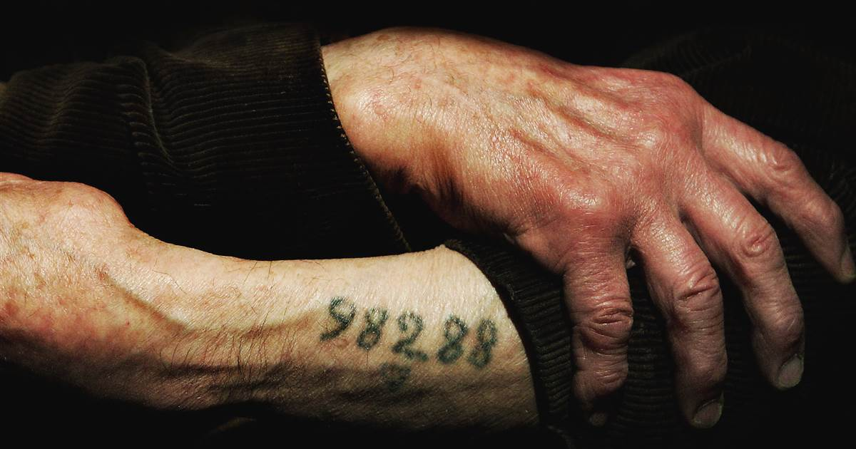 'It started with words': Fearing lost lessons, Holocaust survivors launch new campaign
