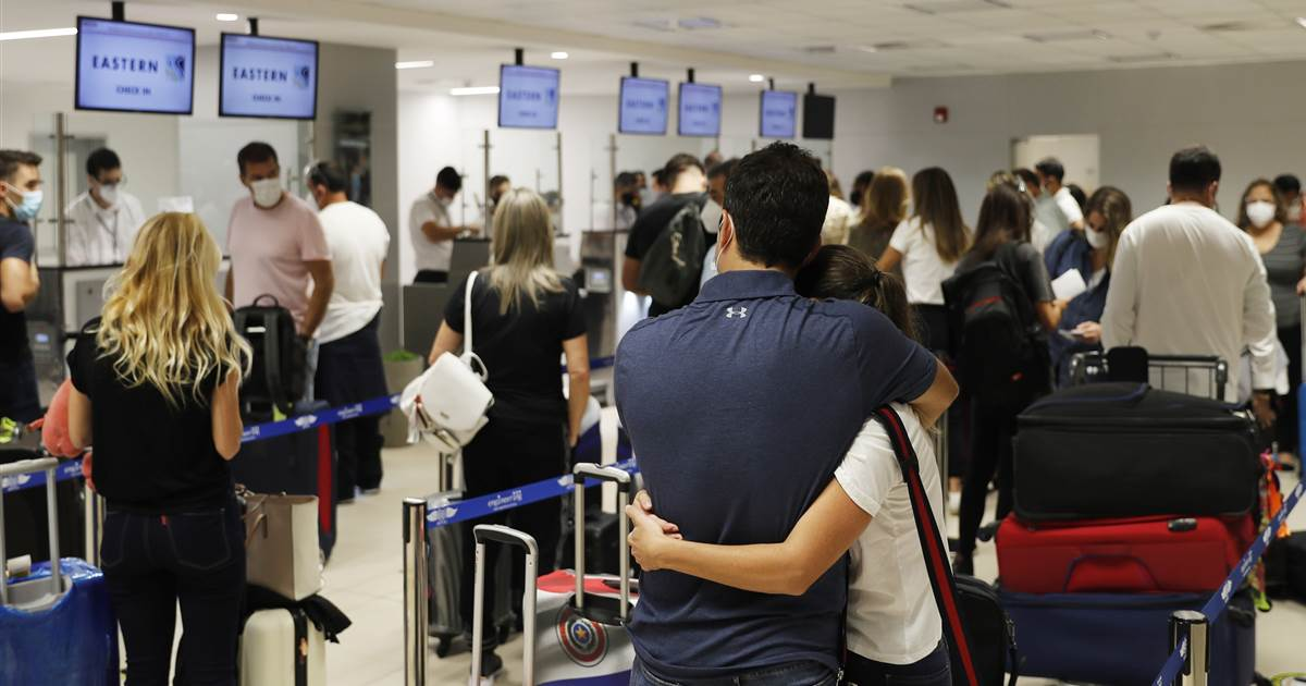 'Matter of survival': Wealthy Latin Americans travel to U.S. to get Covid vaccines