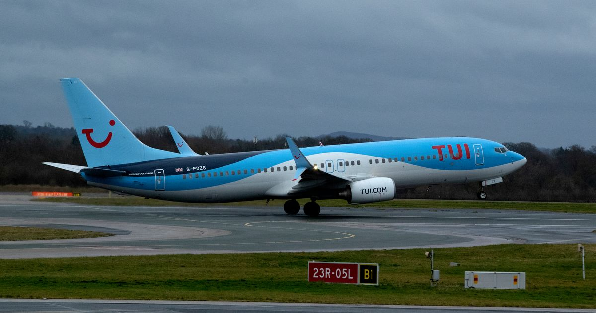 'Serious incident' on Tui holiday flight to Majorca caused by IT blunder