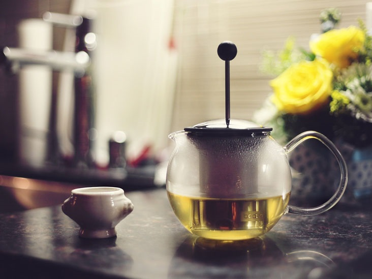An active green tea lifestyle will quickly reduce weight