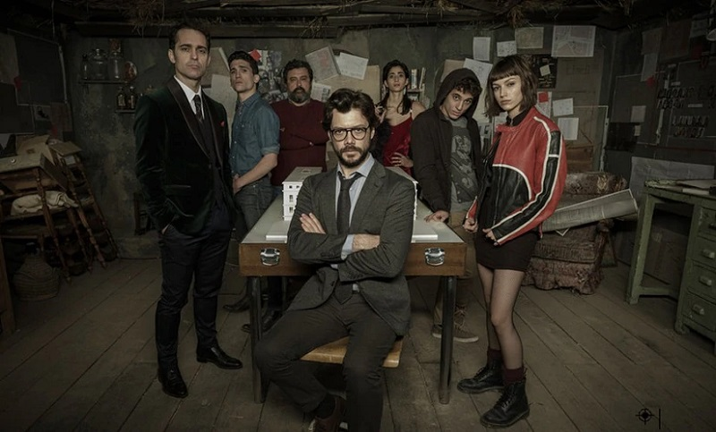 Money Heist Season 2 Review Netflix's Most Engrossing Show Makes A Splash And Then Goes Out On A High Note!!