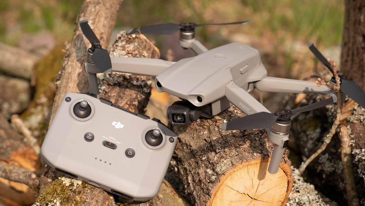 New Drone DJI Air 2S will surprise with its camera