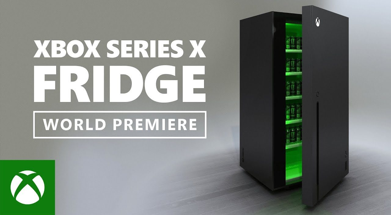 Xbox Series X will turn into a refrigerator