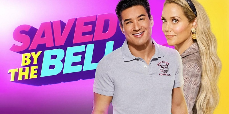Saved By The Bell Season 2: The Self-Aware Reboot Isn't Quite As Clever As It Should Be.