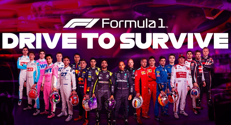 Formula 1: driving to survive