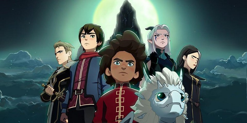 The Dragon Prince Season 4: Everything You Need To know About Original Fantasy Show of Netflix!!!