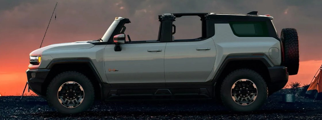 GM unveils 480 km SUV version of Hummer Electric