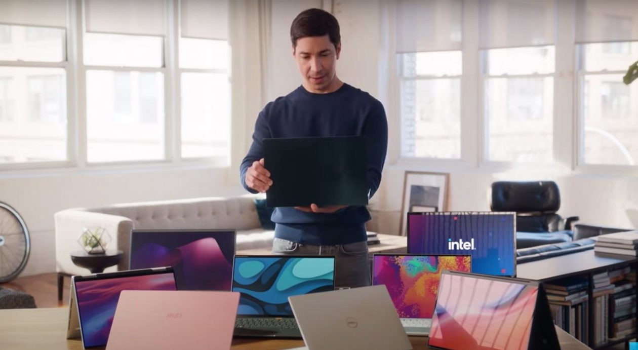 Intel contradicts itself with new processor ad