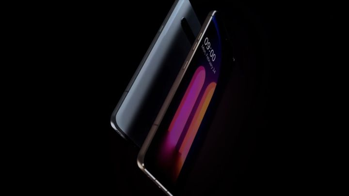 LG Rollable and LG V70, photos of the latest LG phones are filtered