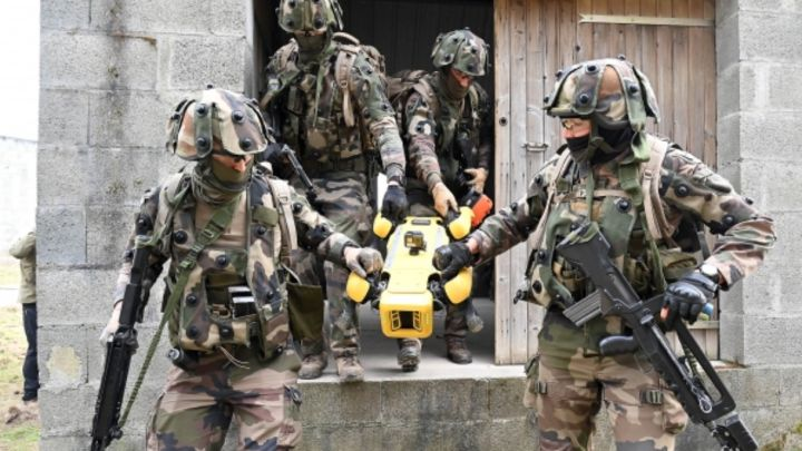 Boston Dynamics Spot: The French Army Already Uses Robot Dogs