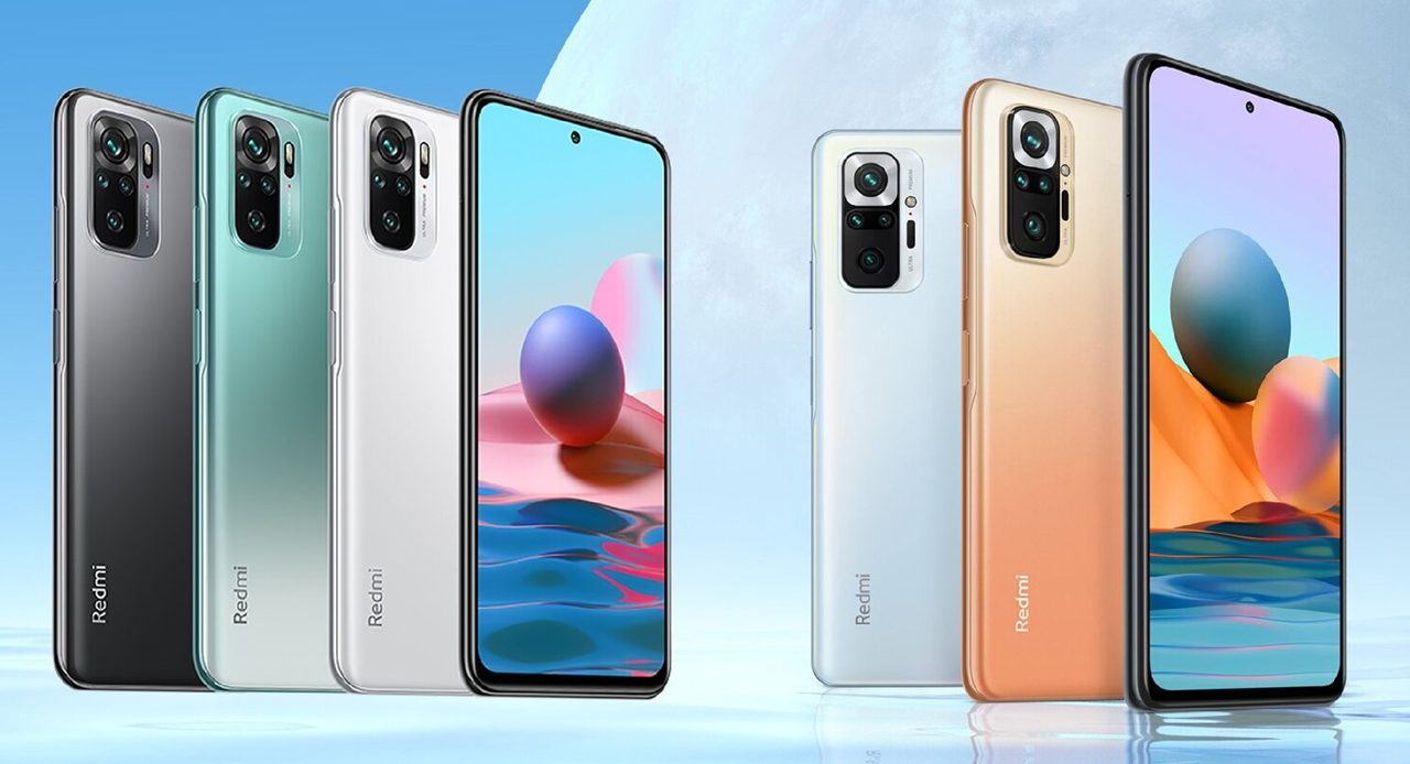 Redmi Note 10 series annoys with screen problems