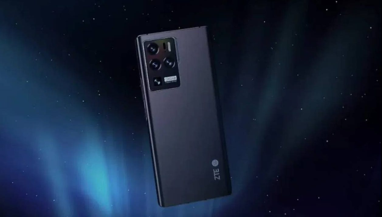 ZTE Axon 30 Ultra shares show front panel design