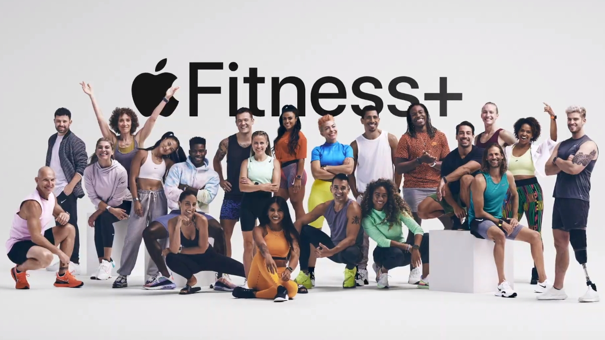 Apple Fitness Plus, special exercise options for pregnant and elderly people are added