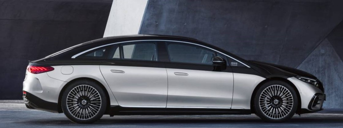 Mercedes unveils electric EQS, 'the most aerodynamic car in the world'