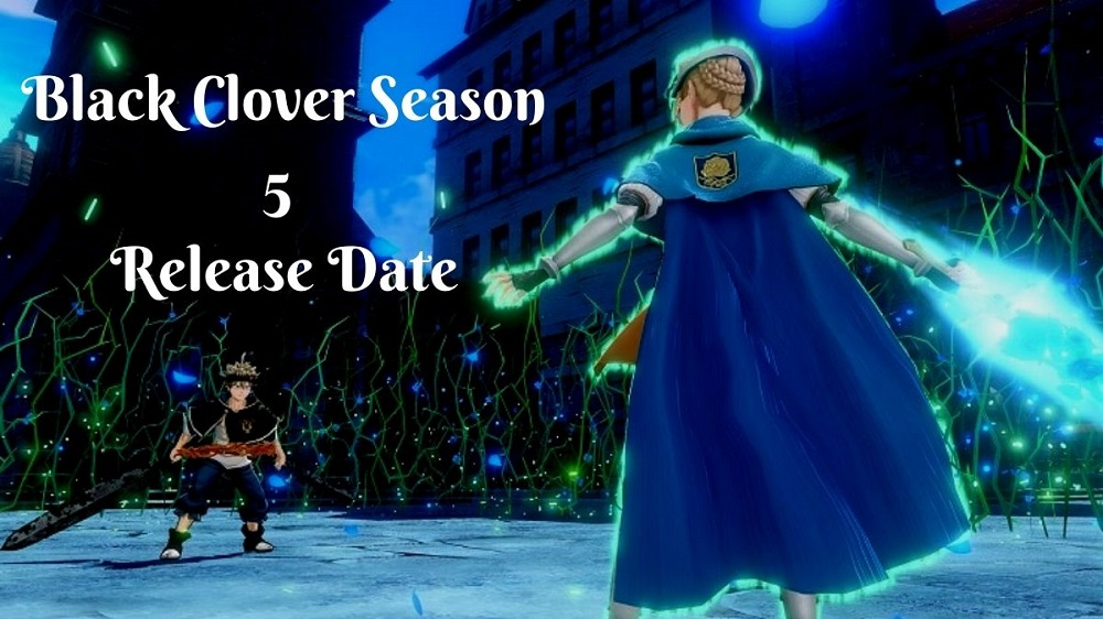 Black Clover Season 5